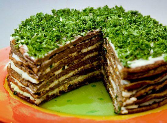 Торт говяжья рецепты приготовления фото