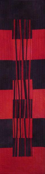 Dörte Bach: Totum Pro Parte 50 x 180 cm