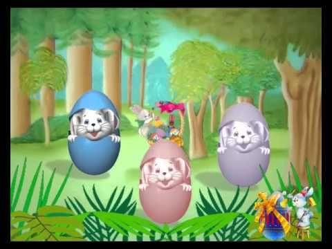 O Mistério dos Ovos da Páscoa | ZON Kids - YouTube