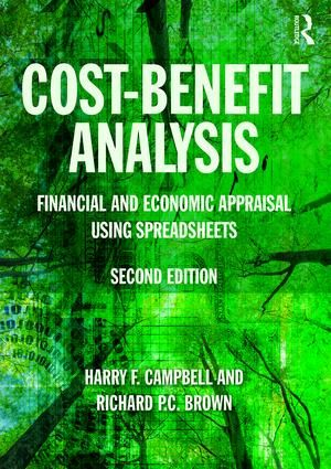 Cost-Benefit Analysis: Financial And Economic Appraisal Using Spreadsheets (Paperback) - Routledge