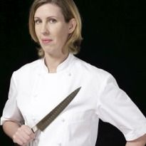 You have to read this: Clare Smyth: 'Having a woman in the kitchen makes men behave'.
