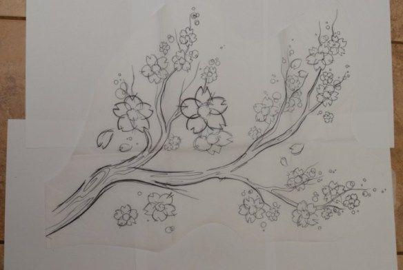 Sketsa gambar bunga berikut cocok untuk kamu yang masih belajar membuat sebuah sketsa sebelum membuat sketsa pemandangan, sketsa wajah/manusia, dll.