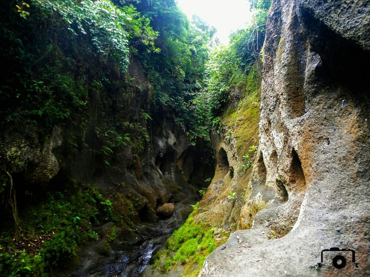 The one and only Hidden Canyon Beji Guwang in Bali