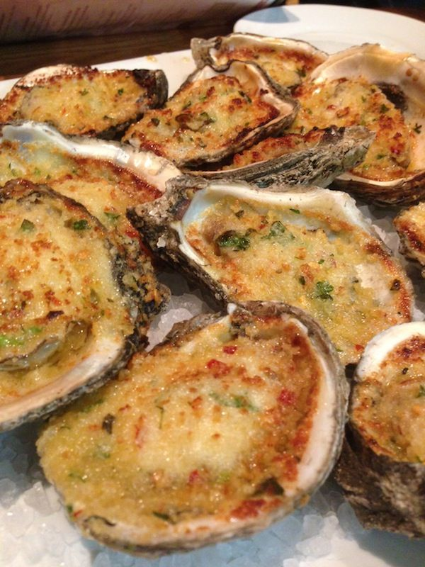 Baked Oysters - Wake up the natural flavors in your food with Ac'cent - accentflavor.com #accentflavor #baked #oysters #shellfish