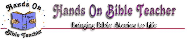 Hands On Bible Teacher-this is an awesome website for Sunday School or Christian elementary/preschool teachers!!
