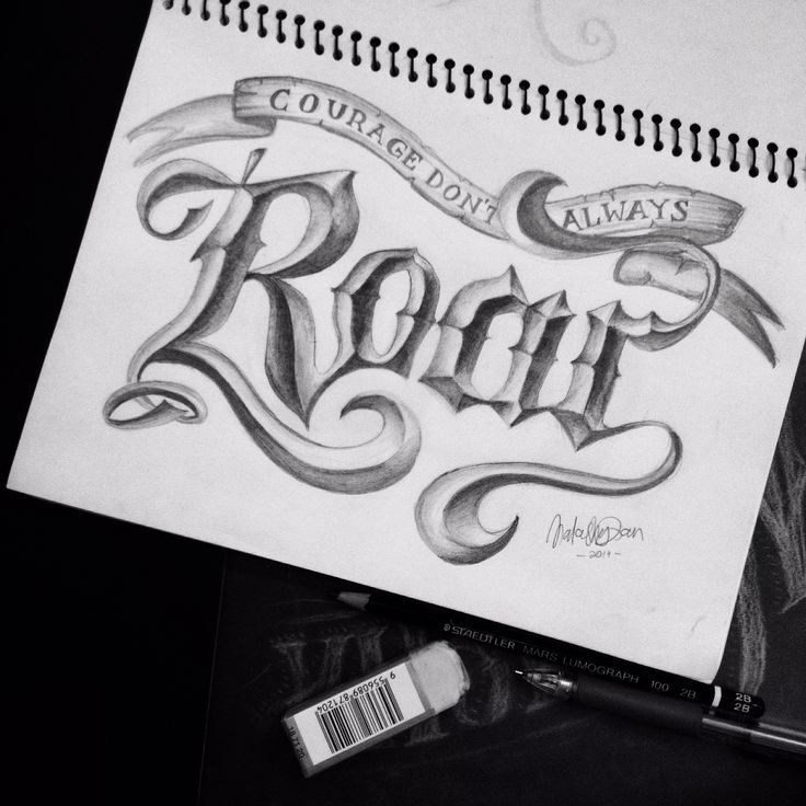 2b pencils on paper #handlettering #lettering #calligraphy