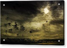 Motes In The Sky Acrylic Print by Greg Reed