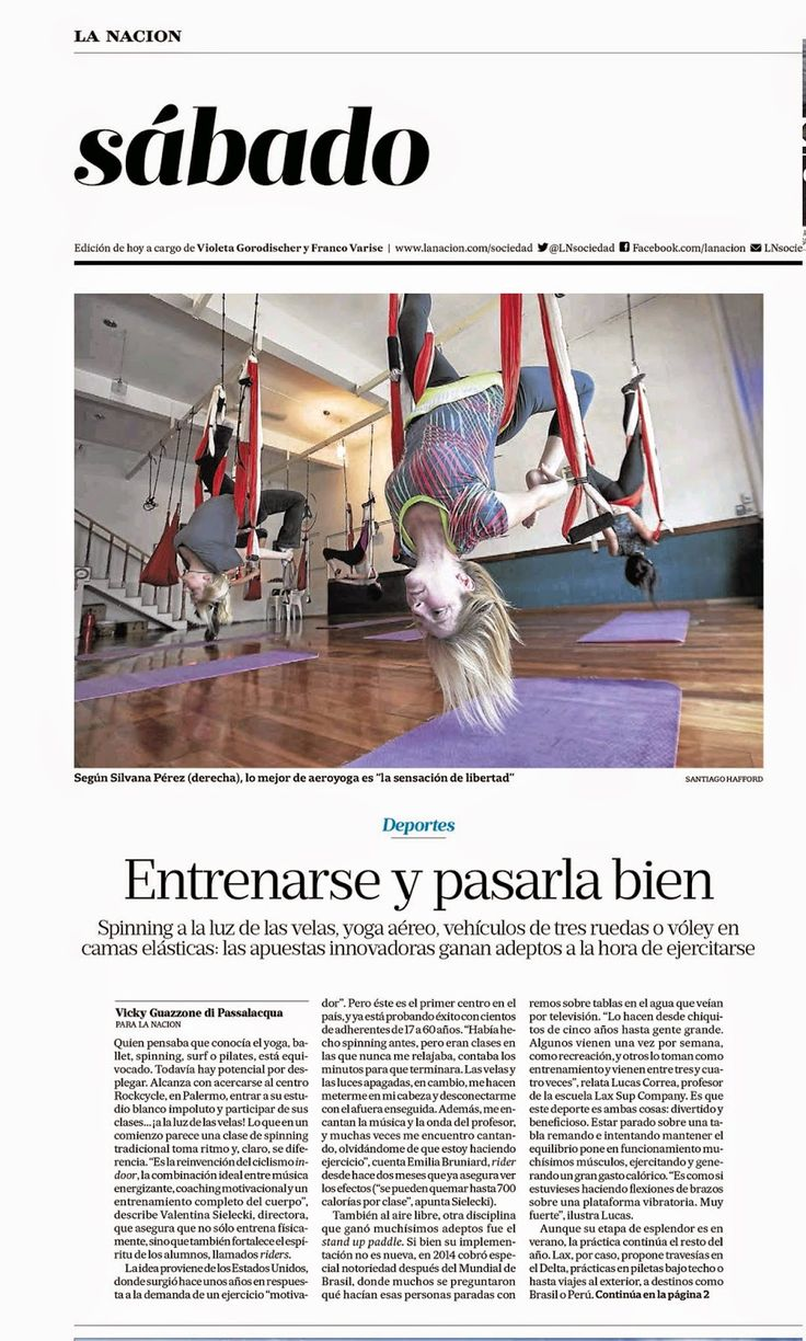 yogacreativo.com: Yoga Aéreo: Nuevo Artículo Método AeroYoga® , Hoy! en el Diario la Nación Argentina,   ‪#‎yogaswing‬, ‪#‎swing‬ ‪#‎aerialyoga‬ ‪#‎aerialpilates‬ ‪#‎siks‬‪#‎teacherstraining‬ ‪#‎certificacion‬ ‪#‎rafaelmartinez‬ ‪#‎aerialmeditation‬‪#‎aeromeditacion‬ ‪#‎meditation‬ ‪#‎internationalassociation‬‪#‎asociacionnaciona