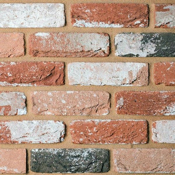Old Victorian Brick Slips For Interior Or Exterior Use