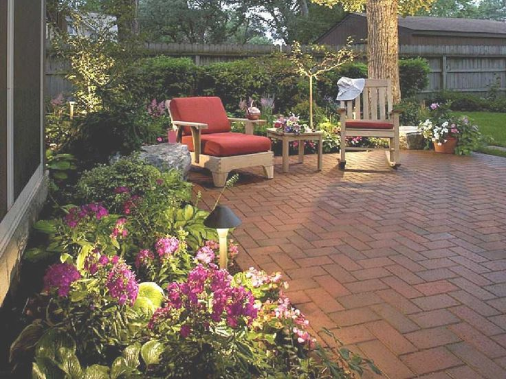 17 Best Simple Backyard Ideas On Pinterest Landscaping