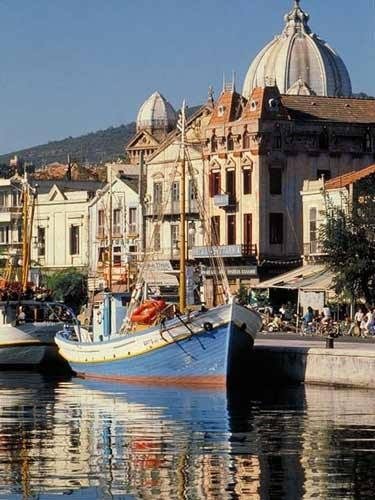 Mytilini , Lesvos Mytilini is the Capital of Lesvos Island, Greece and of the Prefecture