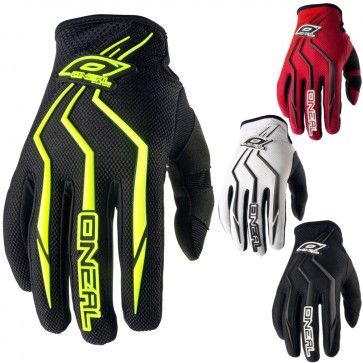 O'Neal Element Racewear Mens Motocross Off Road Dirt Bike Racing Gloves