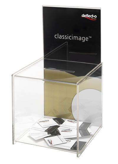 Buzones de sugerencias con espacio personalizable, y buzones de exterior. Más en http://www.archivo2000.es/catalogo/expositores/buzones