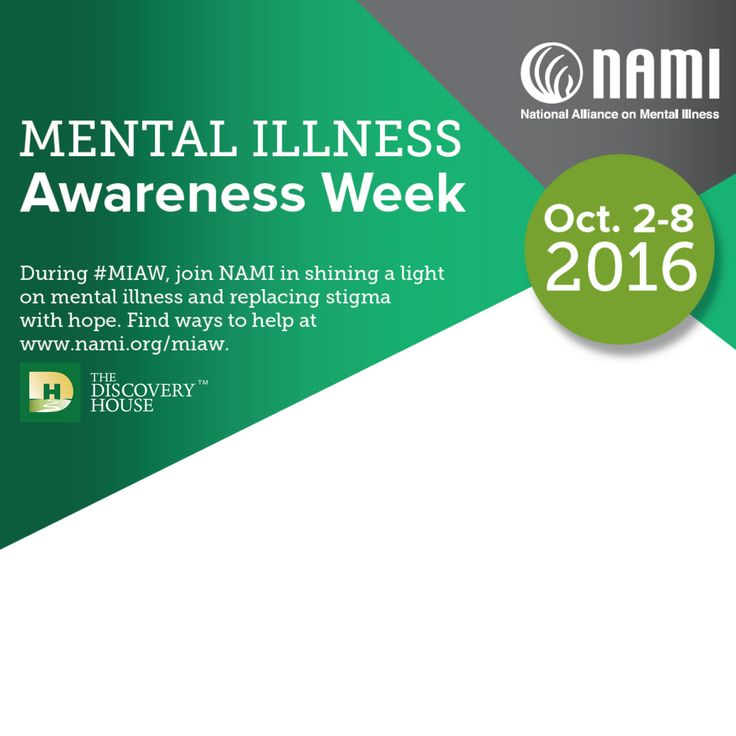 We are grateful to take part in Mental Illness Awareness Week! Learn more: http://www.thediscoveryhouse.com/10/03/2016/which-came-first-mental-illness-addiction/ Call for help: 877.937.0846 #MIAW