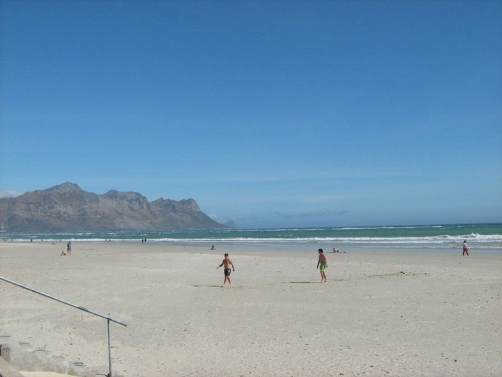 My beach, The Strand in South Africa