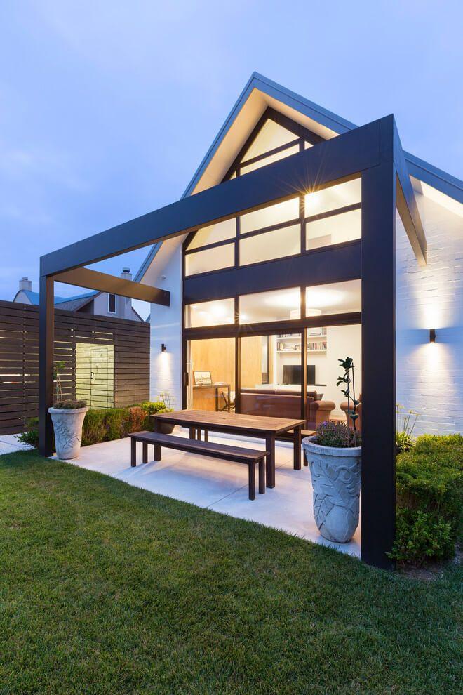 84 best House Exteriors images on Pinterest | House exteriors ...