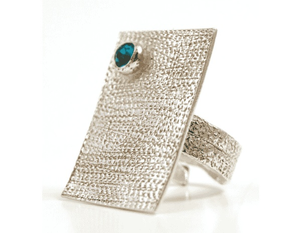 Ring by Aleyda Alvarez Quinones (Jewellery Design at LaSalle - http://www.lasallecollegevancouver.com/programs/jewellery-design.aspx)