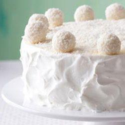 Торт Рафаэлло рецепт