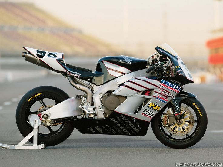 Motos / Motos competition / Honda CBR 1000 RR 2004 | Galerie photo Moto-Station.com