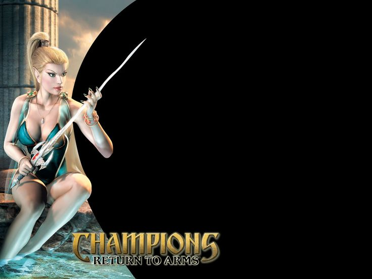 Champions--Return to Arms
