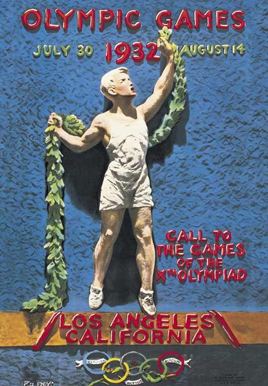 los-angeles 1932 Summer Olympics   Olympic Videos, Photos, News