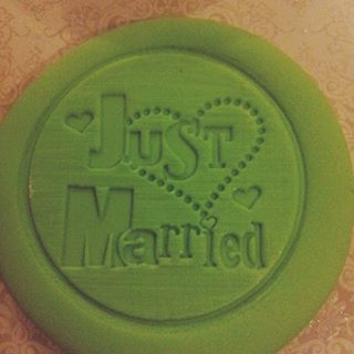 JUST MARRIED 2 (JSC 101429)  Stamp cutter available at http://www.facebook.com/JollyCraft2011  If you have any question please contact us at  1. vinswand@yahoo.com 2. http:// www.facebook.com/JollyCraft2011 3. +62 821 3911 3900 (WA)  stampcutter#stampcutters#cookiecutter#cookiecutters#fondant#fondantcutter#fondantcutters#cookies#cupcake#cupcakes#cake#baking#pastry#cookielovers#homebakingsupplies#homemadecake#instadaily#instalove#instafood#justmarried#wedding…