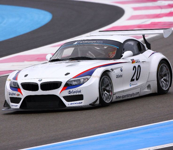 Bmw Z4 Coupe Tuning: 106 Best BMW Z4 GT3 Images On Pinterest
