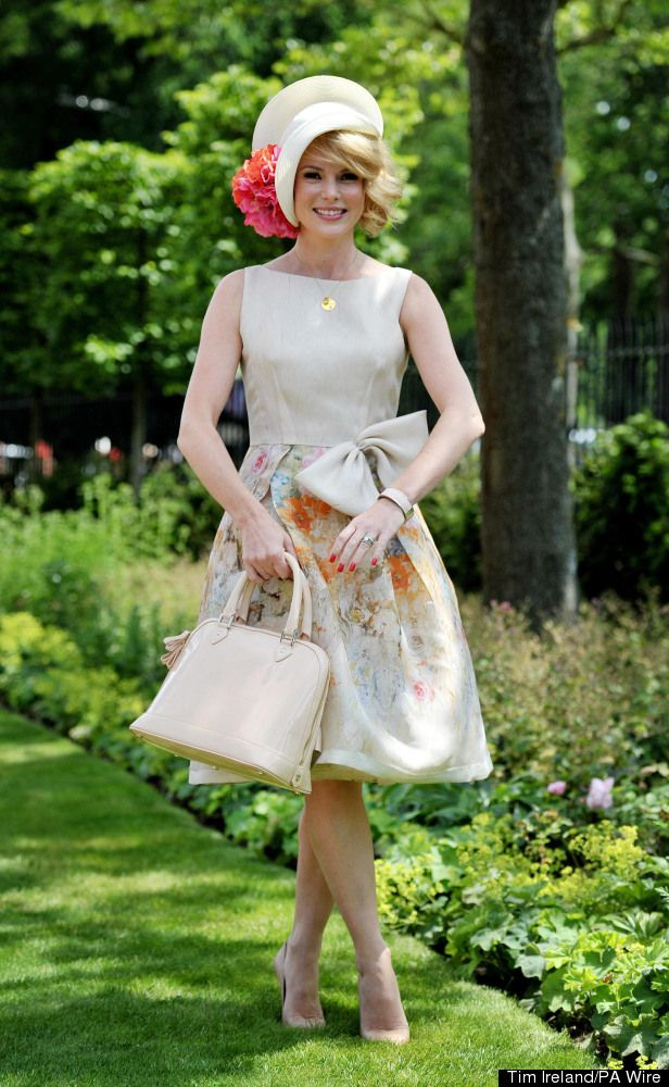 Royal inspiration. My favourite Royal Ascot outfit... for Day 1.
