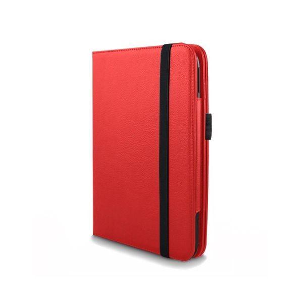 Classique Lær Deksel for Microsoft Surface (Rød)