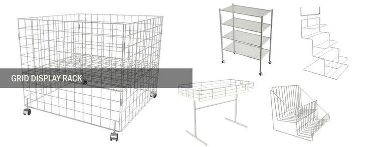 fermos grid display racks