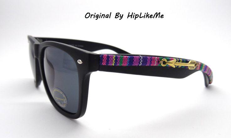 Beaded zonnebril stof zonnebril, multicolor zonnebril, zwarte zonnebril, tribal zonnebril, etnische zonnebril, Boheemse zonnebril door HipLikeMe op Etsy https://www.etsy.com/nl/listing/277583482/beaded-zonnebril-stof-zonnebril