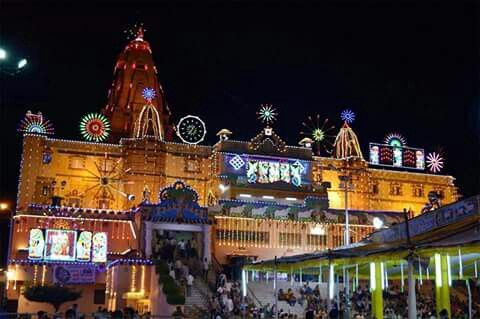 Bhagwan Krishna Birth Place Mathura