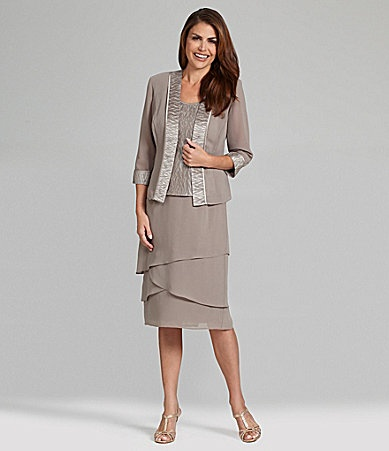 Le Bos Tiered 3piece Skirt Set Dillards This One Really