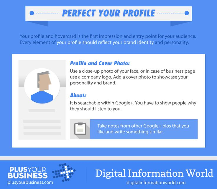 Level 1 - Academy Googleplus-tips-perfect-your-profile