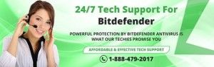 Bitdefender Support is available all around the clock and aim at solving all sorts of antivirus related errors in a very short period of time. The engineers at Bitdefender Support are well experien...