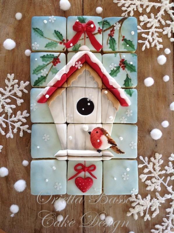 Birdhouse by Orietta Basso