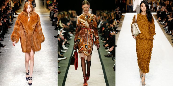The Colors of FW14 – 10 Ways to Kick Out Black, Grey and Beige #cognac #thedailydagny