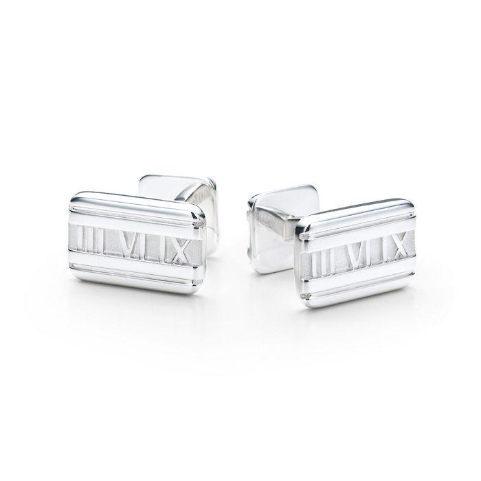 Tiffany Atlas Cuff Links