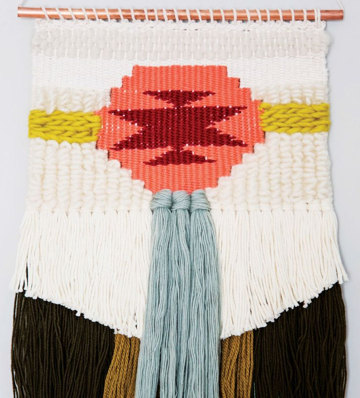 Woven Tapestry Wall Hangings 29 best wall hangings and tapestry weaving images on pinterest