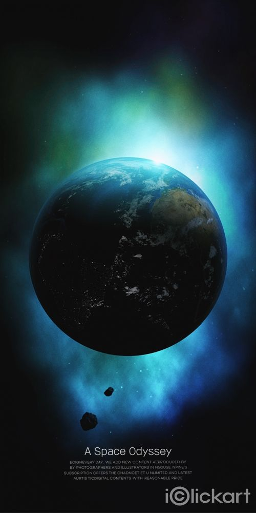 #우주 #CG #이미지 #은하 #태양계 #지구 #오딧세이 #스톡이미지 #엔파인 #아이클릭아트  #space #CG #digital #image #edit #galaxy #earth #odyssey #stockimage #npine #iclickart