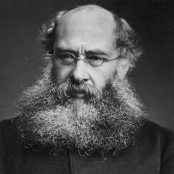 Anthony Trollope. Reread some Barchester or Palliser to celebrate 2015!
