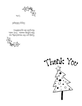 Best Thank You Notes Images On   School Holidays