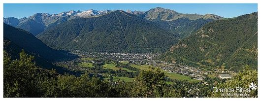 Bagneres de Luchon, the gateway to some of the best cycling and walking in the Pyrenees