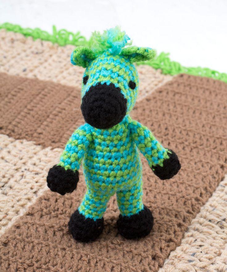 17 Best images about Crochet Zebras on Pinterest Toys ...