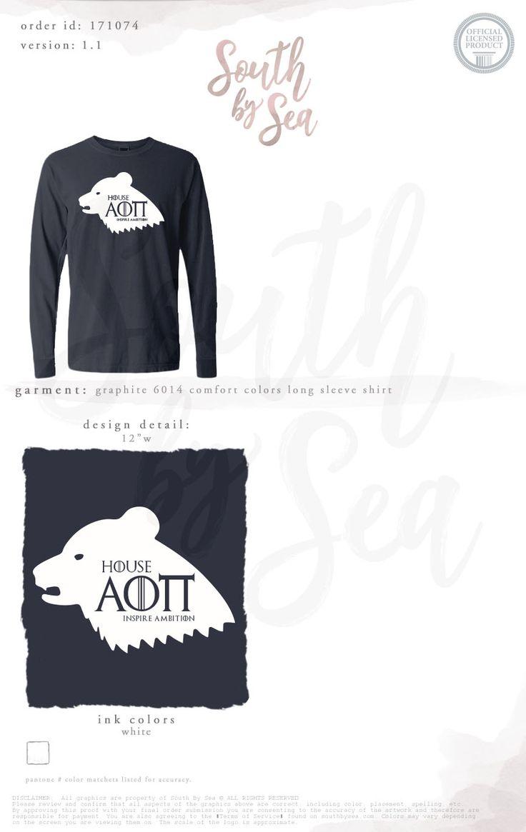 166 best alpha omicron pi images on pinterest sorority for Greek life t shirt designs