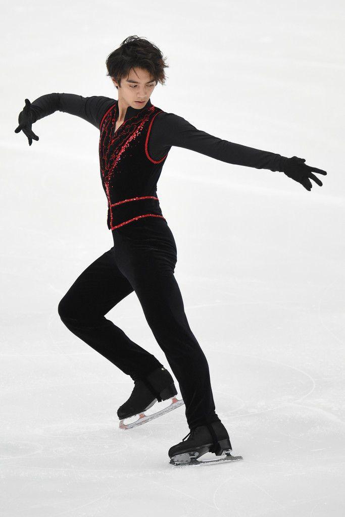 Ryuju Hino Photos: 83rd All Japan Figure Skating Championships - Day 1