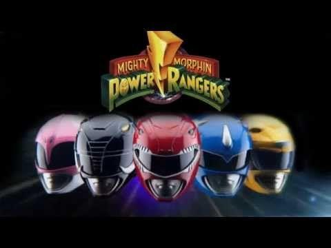 All Power Rangers Theme Songs (1993-2015) - YouTube #SonGokuKakarot