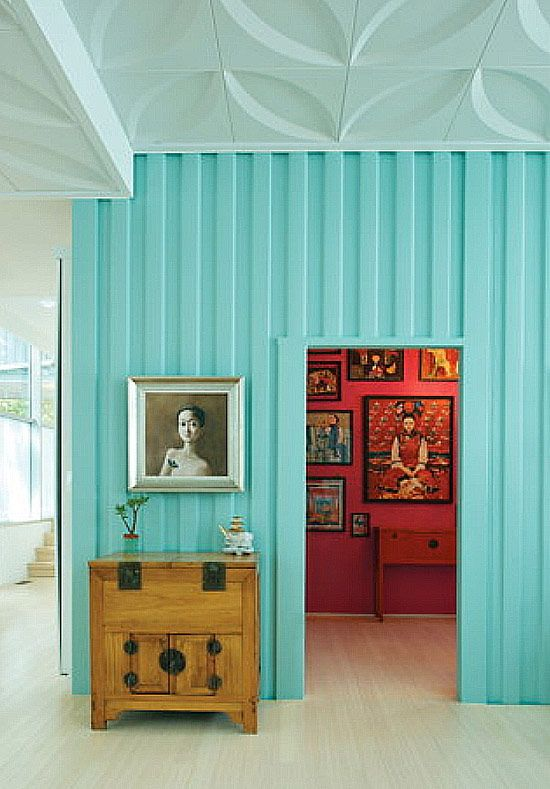 shipping container living.