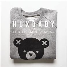 HUXBABY // Huxbaby is about minimalist fashions for kids with an adult level of style.  #baby #style