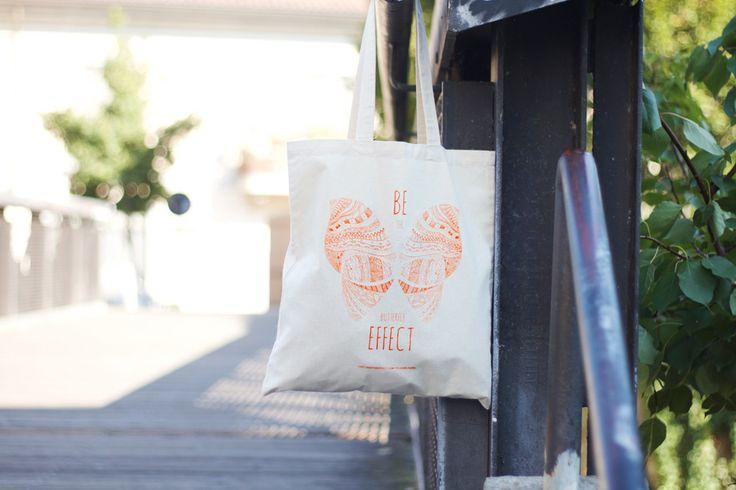 Be the Effect tote bag #bag #totebag